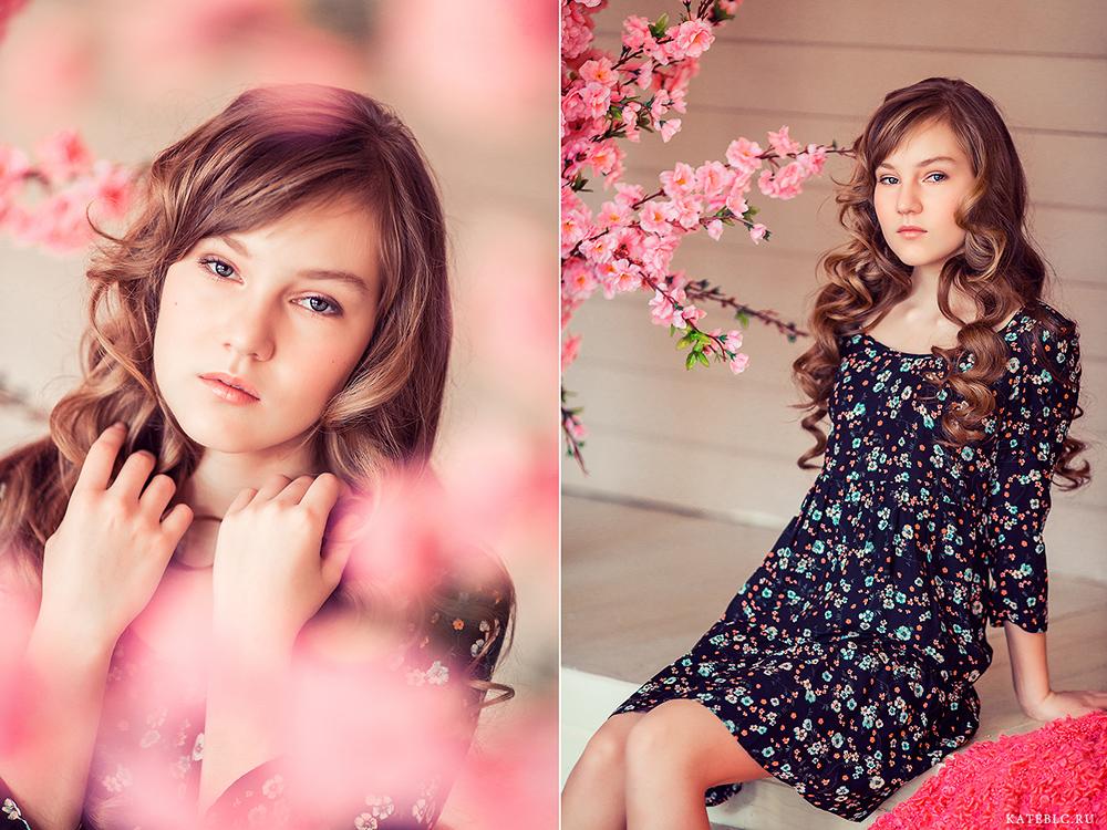 фотосессия в студии для девочек подростков, фотосессия для тинейджеров, фотосессия для школьниц. Фотосъемка в студии. Детский фотограф в Москве. Kate BLC Photography