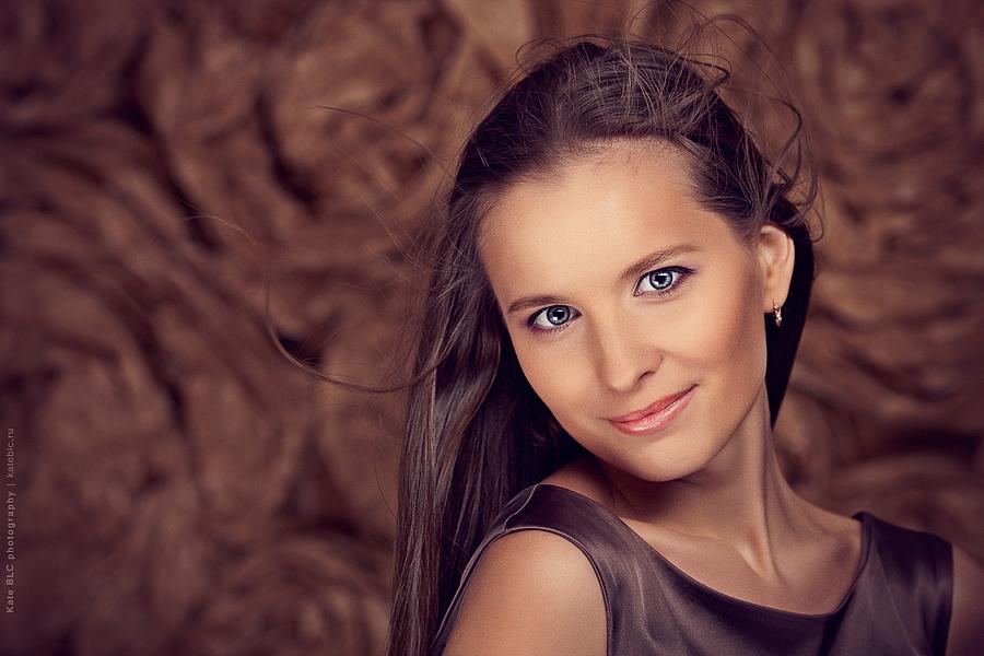 Татьяна. Портретная фотосессия в студии
