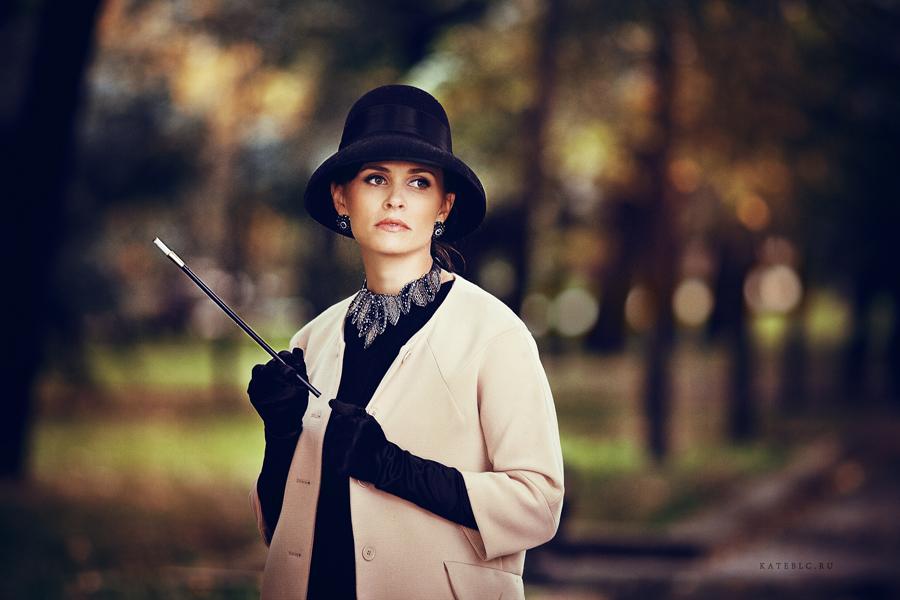 Наталья. Осенняя фотосессия