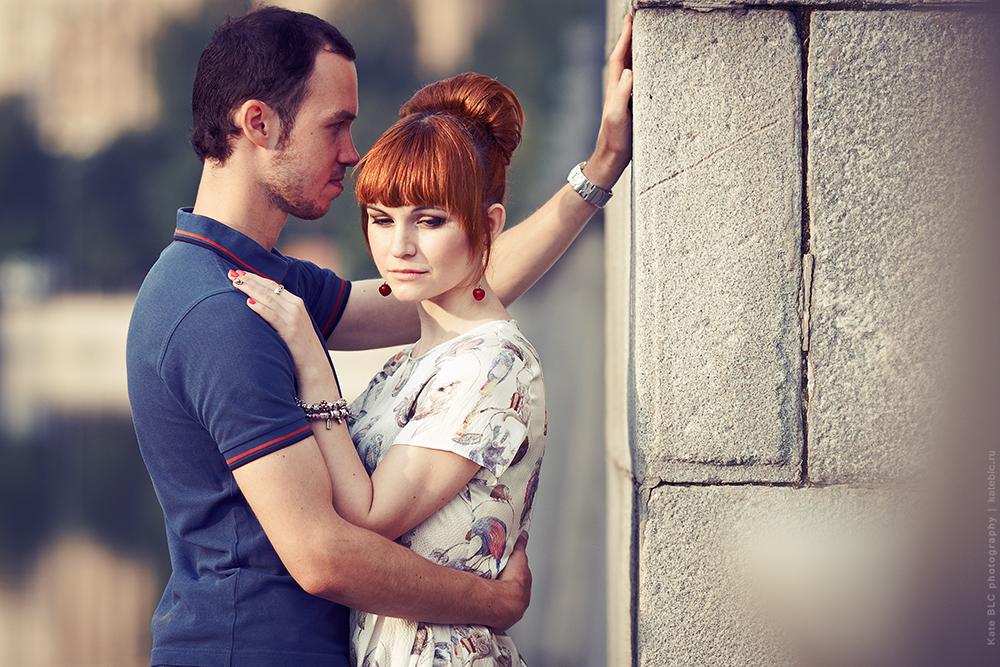 Фотосессия в Москве для двоих