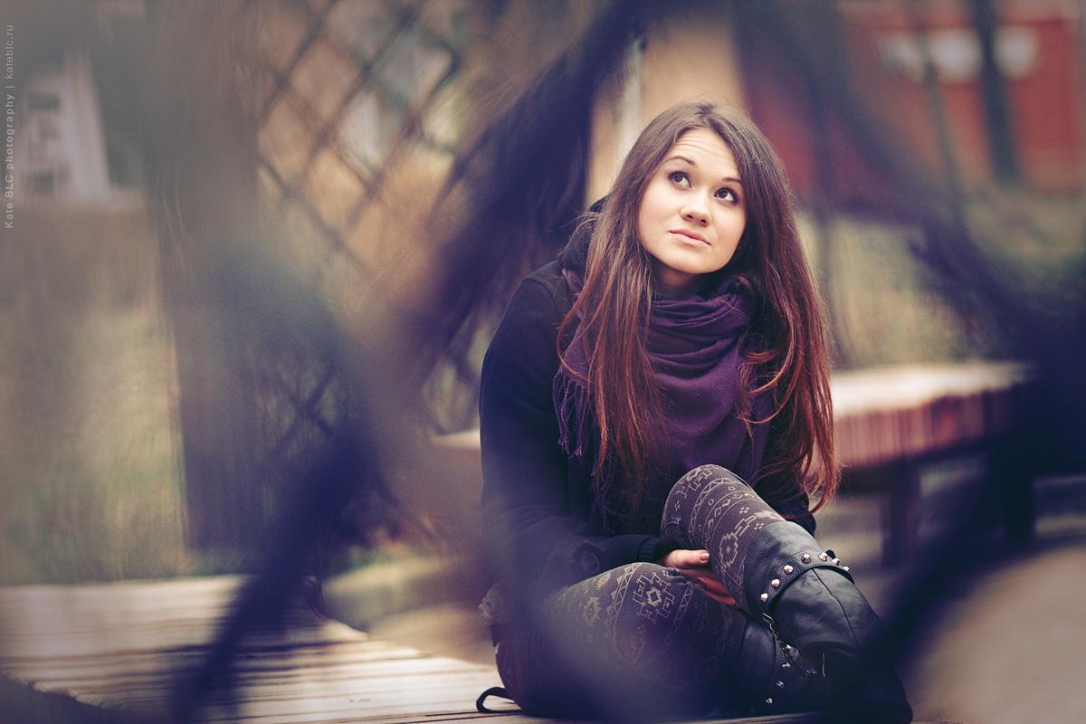Осенняя фотосессия. Портретная фотосессия. Девушка. Портрет. Осень. Красивые фотосессии в Москве. Фотограф Катрин Белоцерковская. Kate BLC