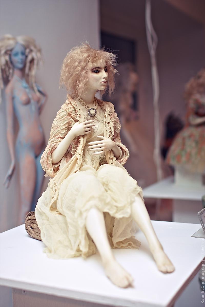 Клуб-студия Кукольная Коллекция. Рождественская гостиная. Фотографии кукол, фотоотчет с выставки. Фотограф Катрин Белоцерковская, Kate BLC. Авторские куклы, кукольный фотограф, кукольные фотосессии, dolls photo