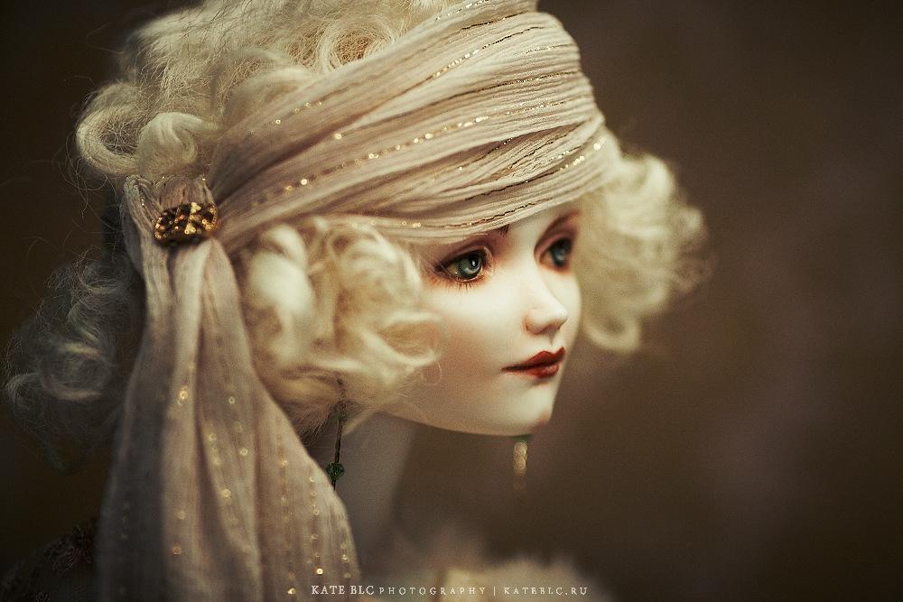 Оксана Сахарова. IX Международный Салон Авторских Кукол