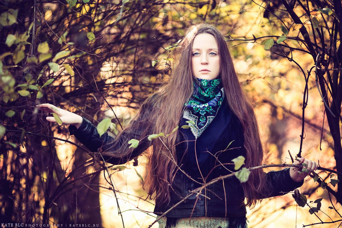 Осень. Фотосъемка в Москве