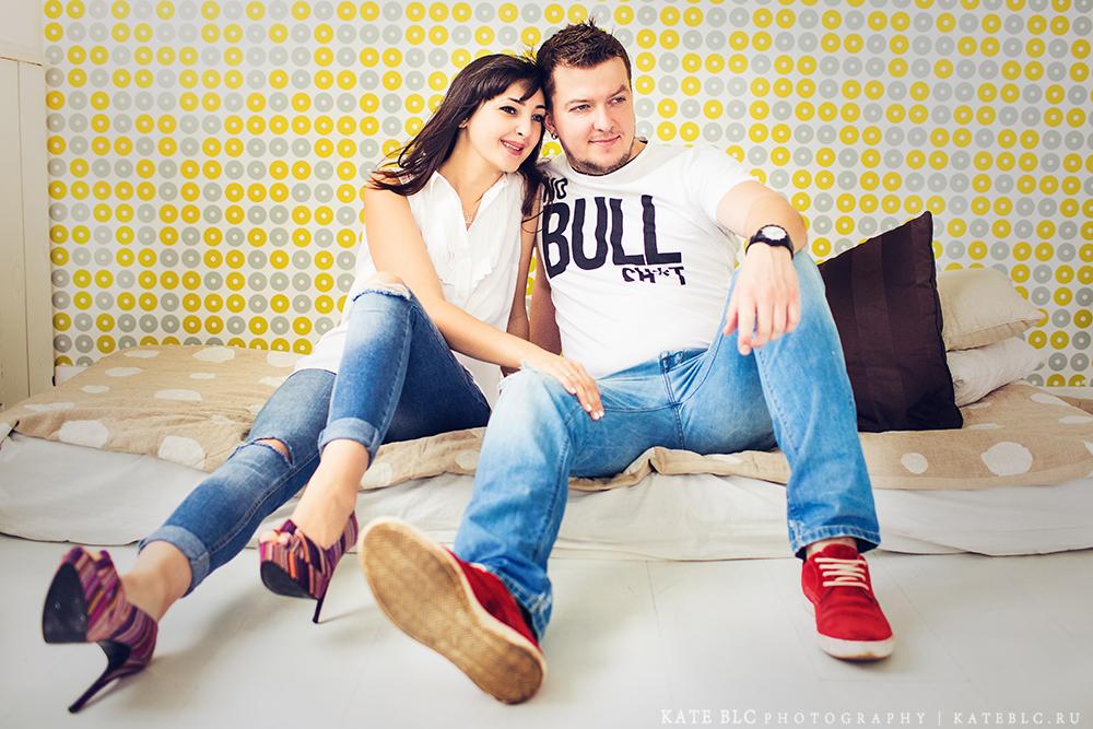 Съемка для двоих. Фотограф: © Катрин Бeлоцерковская, 2013. http://kateblc.ru