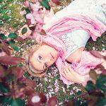 красивые фотографии в цветущих садах