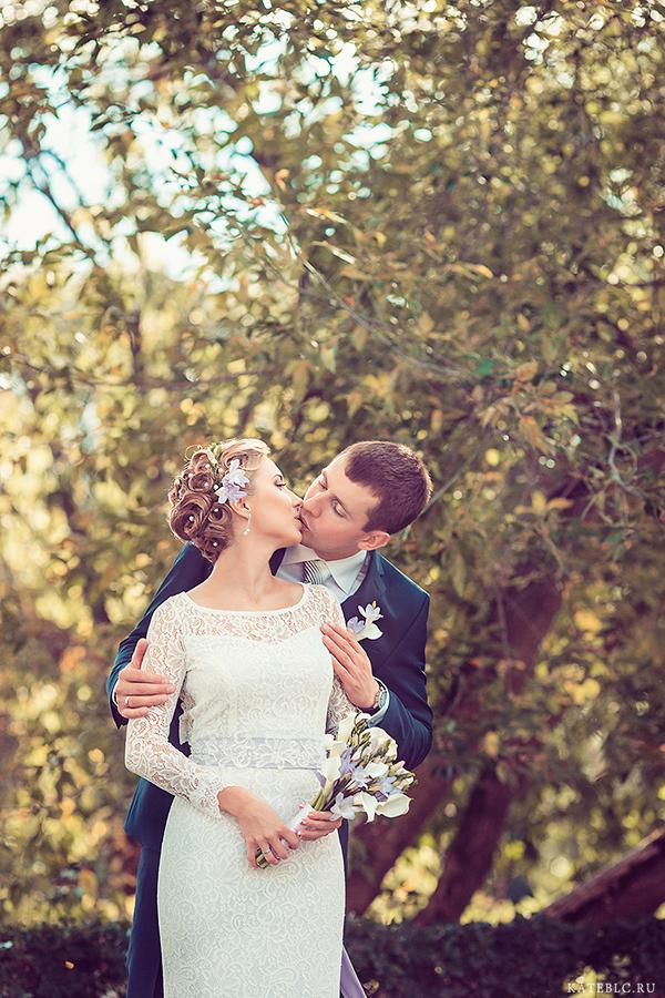 свадебная фотосессия на ВВЦ