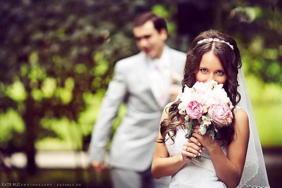 Фотосессия на свадьбу. Свадебные фотографии