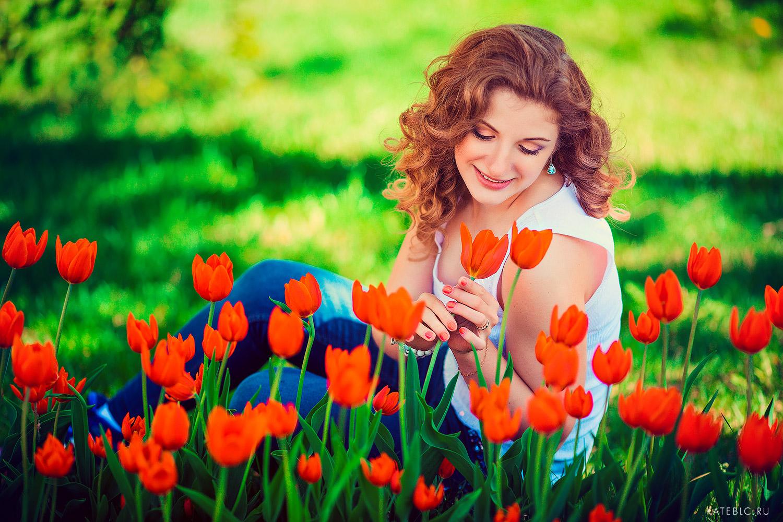 <h2>Весенние фотосессии цветения в Москве на природе</h2>