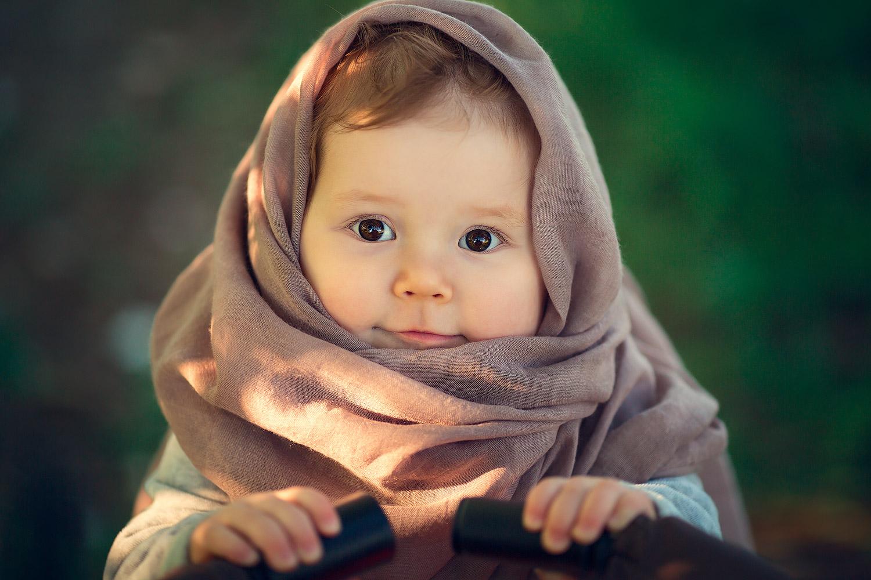 Фотосессия для детей до года