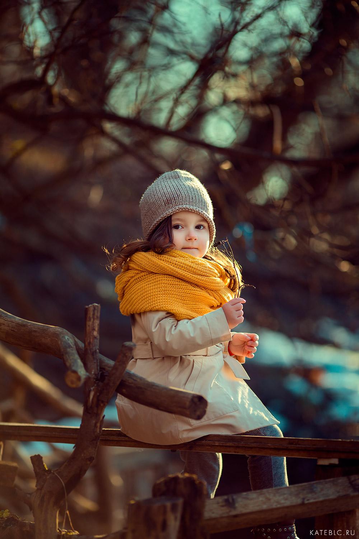 Весенняя фотосессия в Москве. Фотосессия апрель 2018. Детский фотограф Москва