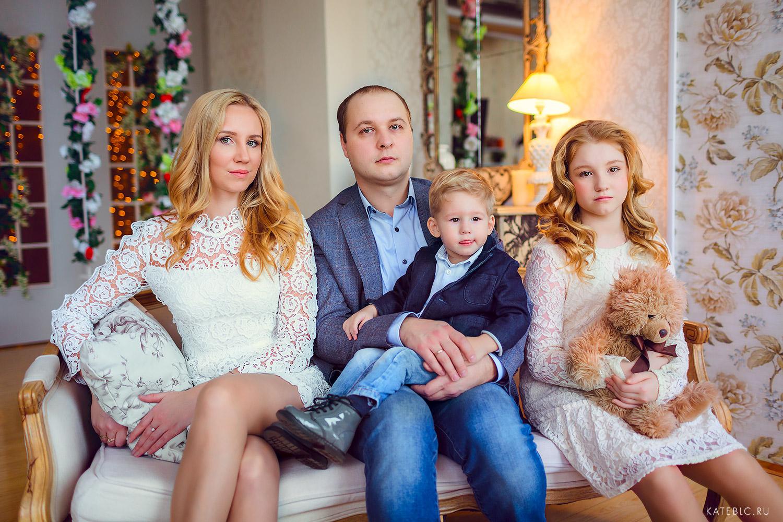 Семейная фотография. Семейные фотосессии в Москве. Детский и Семейный фотограф Катрин Белоцерковская