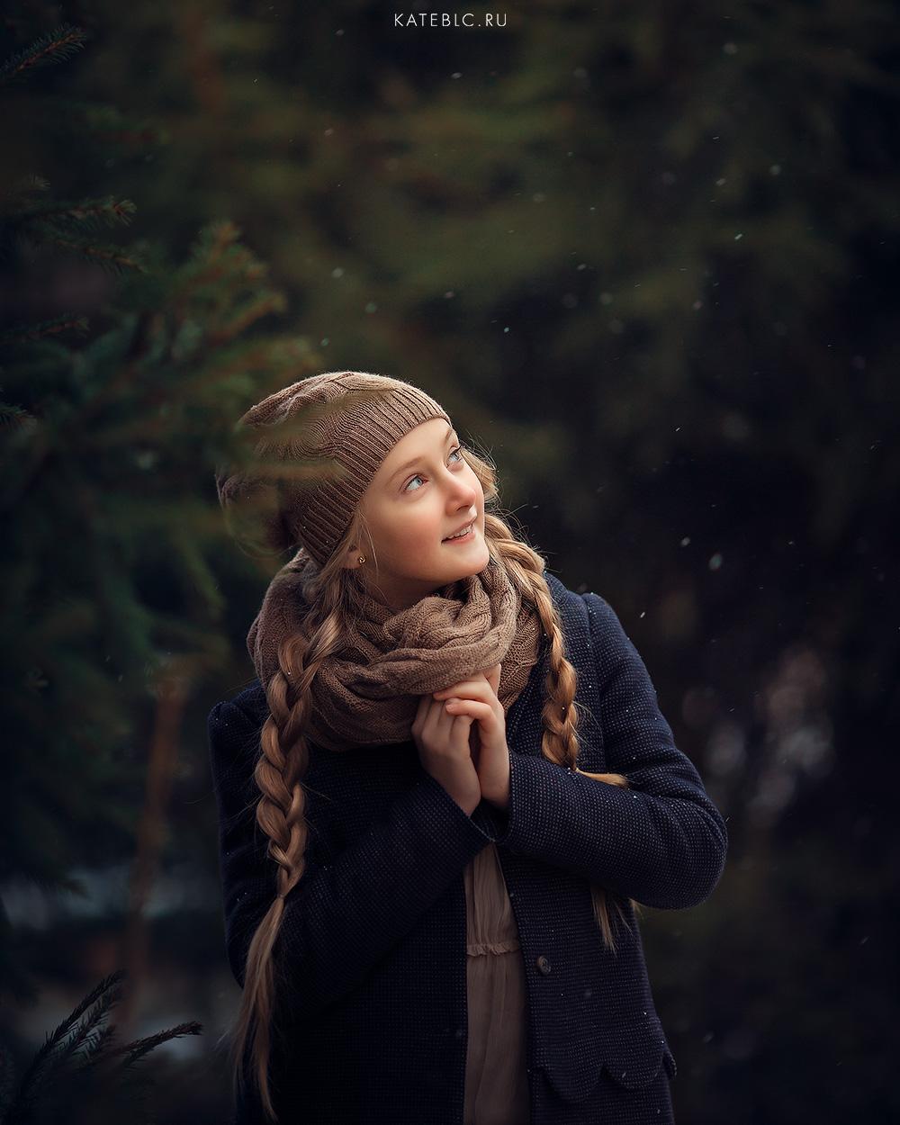 Весенняя фотосессия на природе. Фотограф в Москве Катрин Белоцерковская