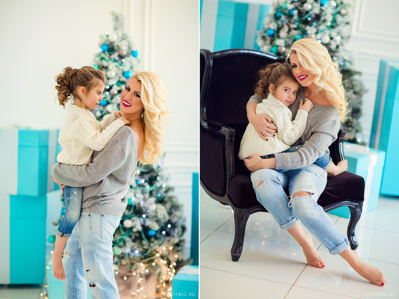 Мама и дочка. Детский и семейный фотограф Катрин Белоцерковская