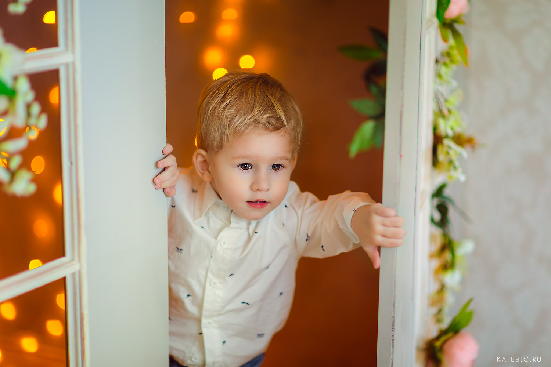 Детская фотосессия в студии. Детский и Семейный фотограф Катрин Белоцерковская