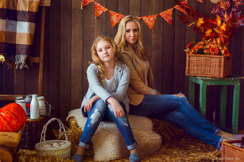 Мама и дочка.Детский и Семейный фотограф Катрин Белоцерковская