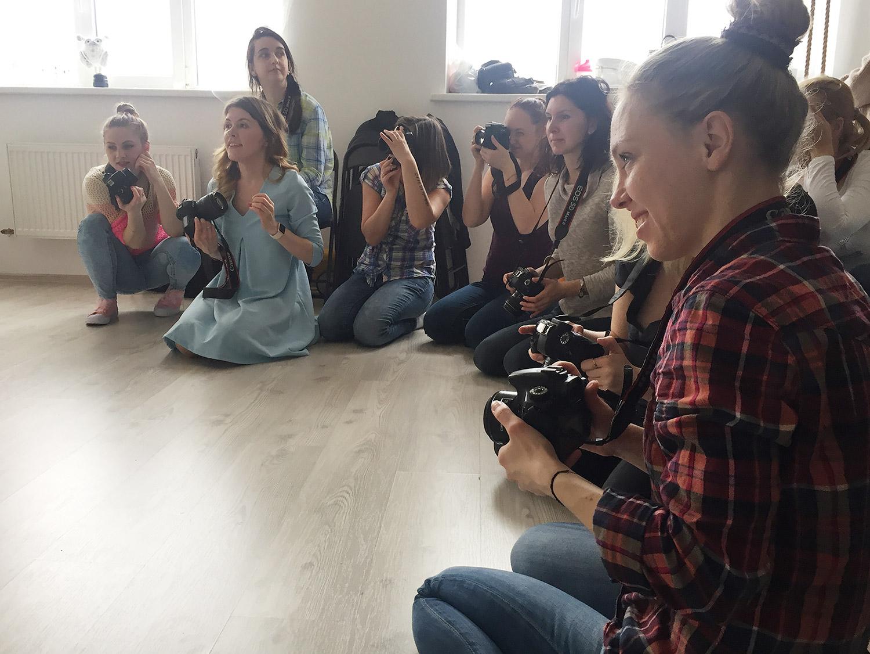 обучение фотографии мастер-класс