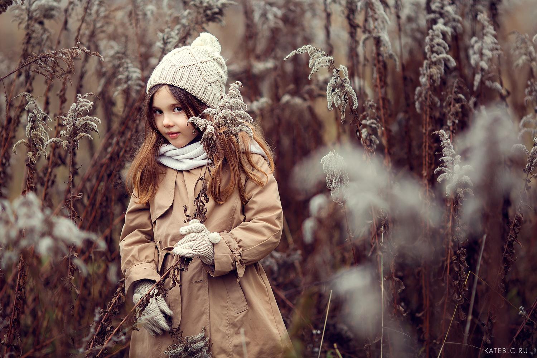 Как научиться фотографировать детей