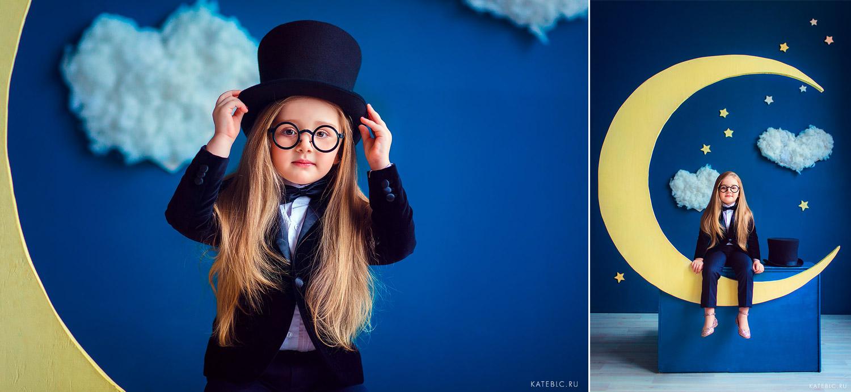 Детский фотограф в Москве Катрин Белоцерковская