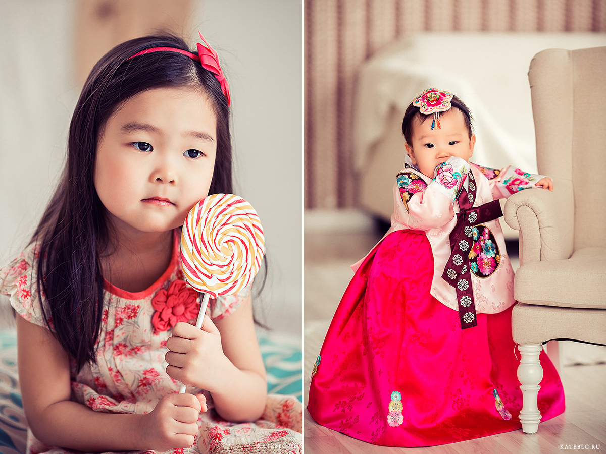 Портреты детей. Детский фотограф в Москве