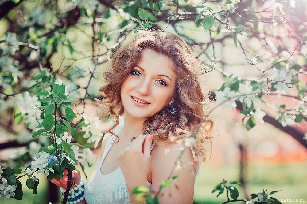 Индивидуальная фотосессия для девушки. Фотограф Катрин Белоцерковская kateblc.ru