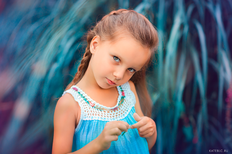 мастер-класс по ретуши детских фотографий