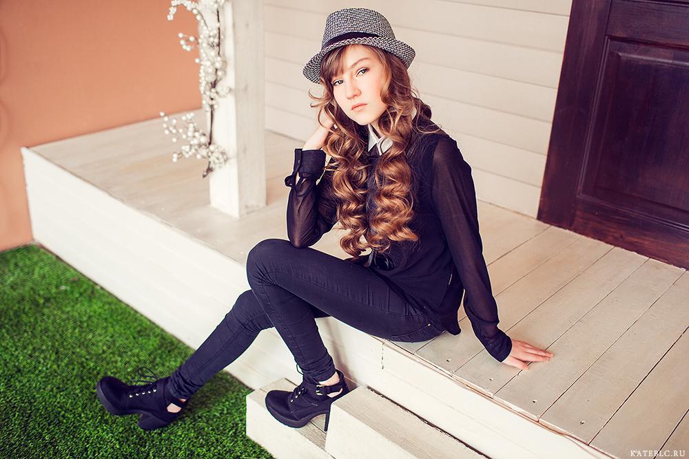 Студийная фотосъемка для девочек 14 лет. Kate BLC Photography. Teens in studio. photoshoot.
