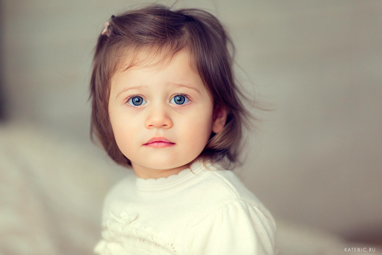 Портрет девочки в студии москва. Детский фотограф Катрин Белоцерковская