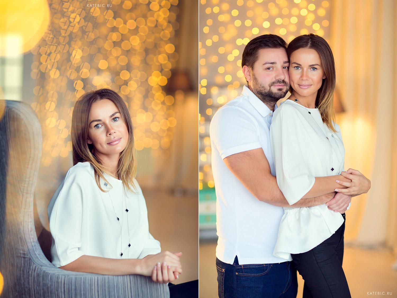 Портретная фотосессия в фотостудии. Фотограф в Москве Катрин Белоцерковская