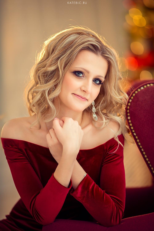 Портретная фотосессия в фотостудии. Фотограф в Москве Катрин Белоцерковская/ kateblc