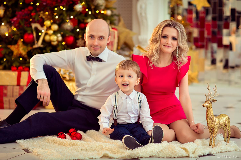 Семейная фотосъемка в студии. детский фотограф Катрин Белоцерковская
