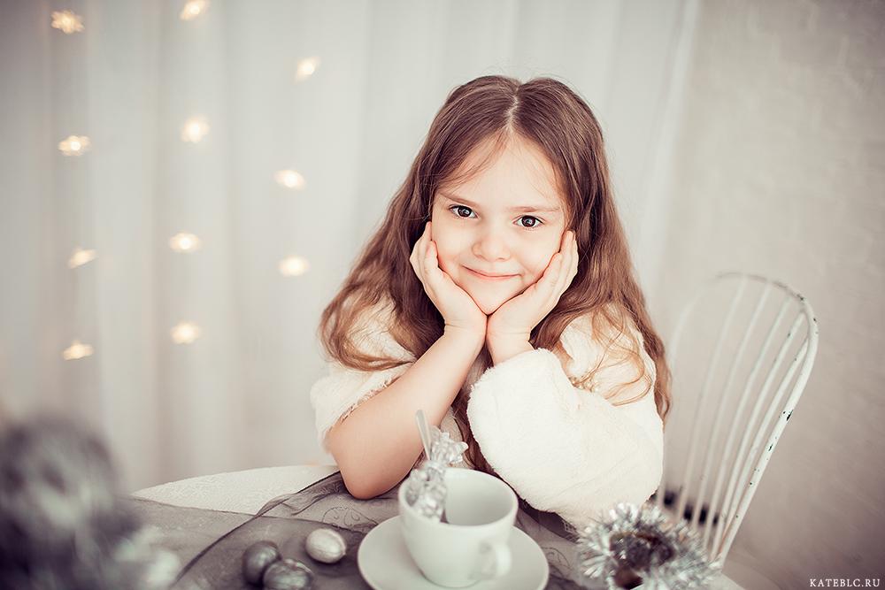 Детский портрет. Фотограф для детей