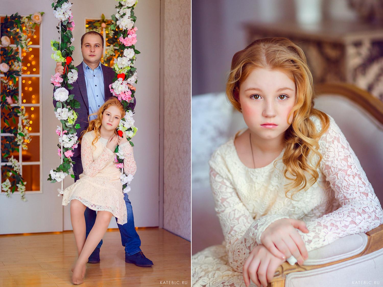 Фотосессия в Москве в студии дада на дмитровке. Детский и Семейный фотограф Катрин Белоцерковская