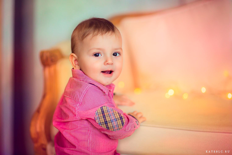 Портрет мальчика. Детский фотограф в Москве Катрин Белоцероквская