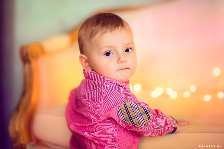 Детский портрет в студии. Фотограф в москве Катрин Белцерквская
