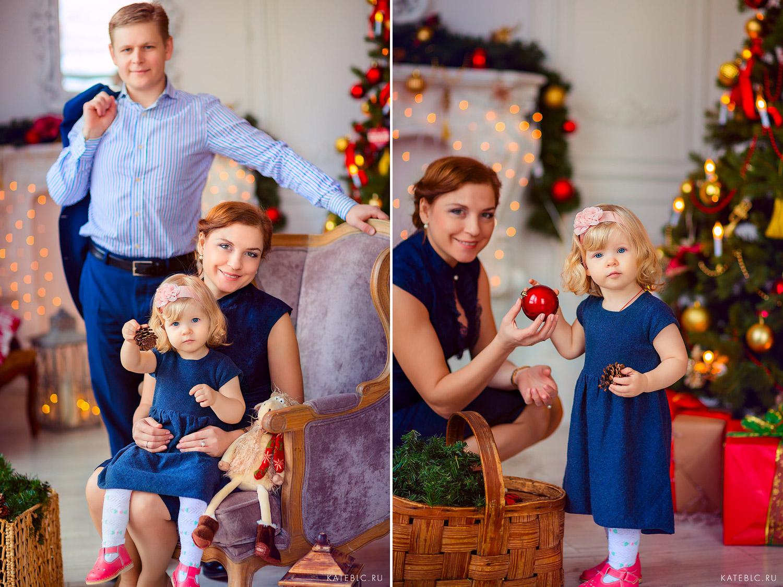 Фотосессия для семьи с детьми в фотостудии. Семейный фотограф Катрин Белоцерковская kateblc.ru