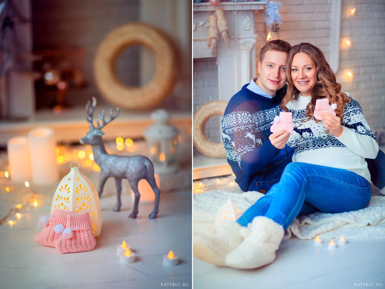 Фотосессия беременности с мужем. Фотограф Катрин Белоцерковская kateblc.ru