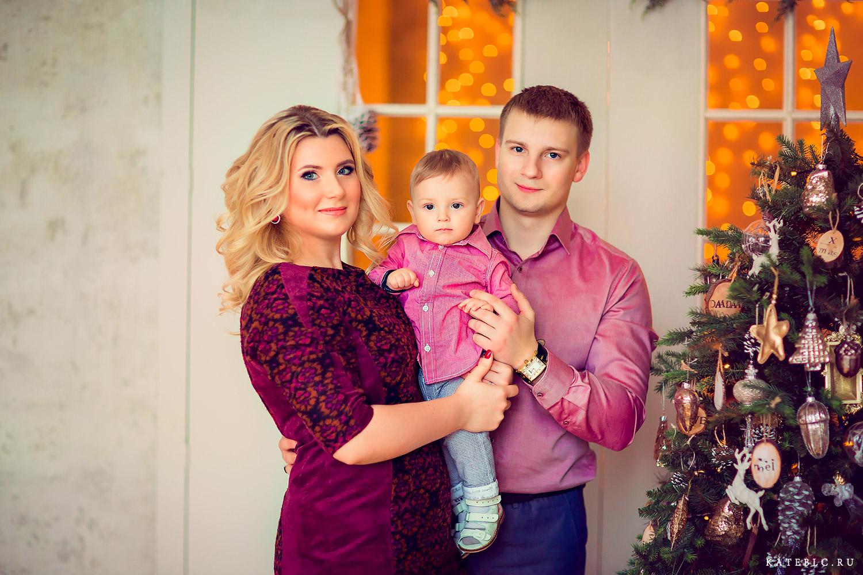 Семейный портрет. Заказать фотосессию в москве
