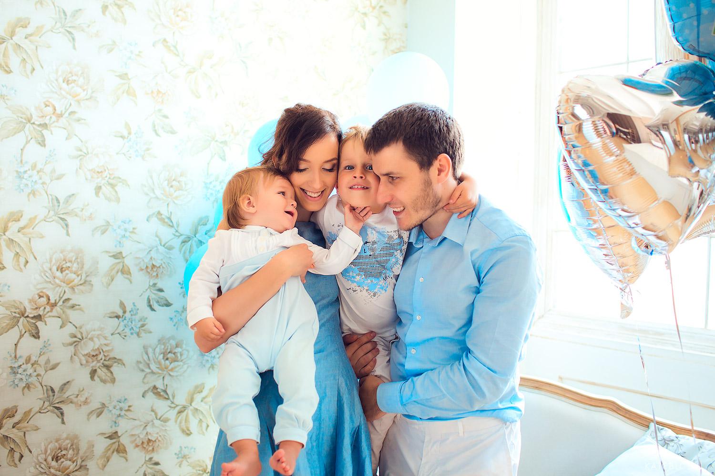 <em>Фотосессия для семьи</em>