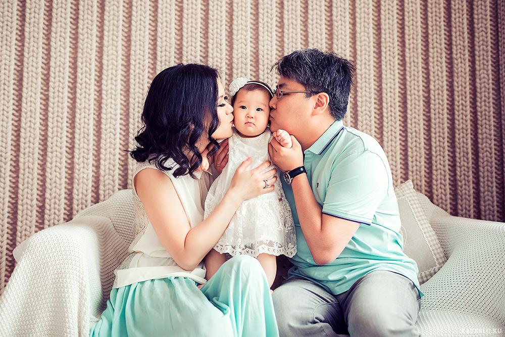 Поцелуй для малышки