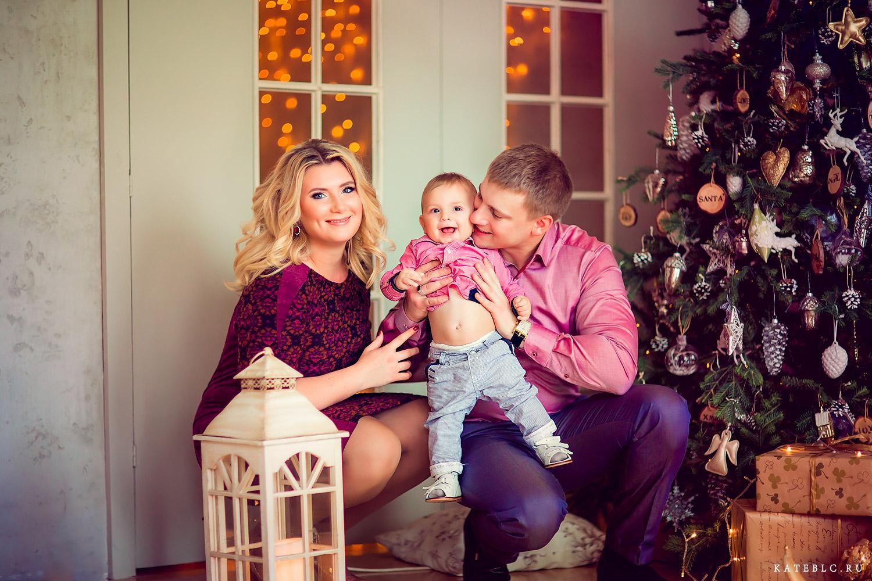 Семейная фотосъемка в Москве