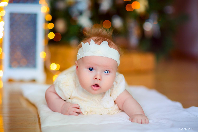 Новогодняя фотосъемка в студии. Детский и Семейный фотограф Катрин Белоцерковская kateblc.ru
