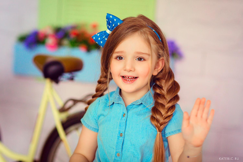 яркие фотосессии для детей