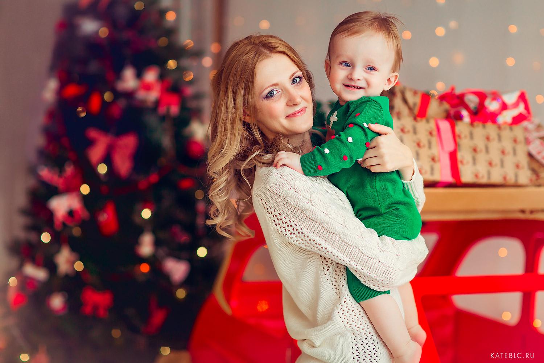Фотосессия для малыша и мамы. Детский фотограф Москва
