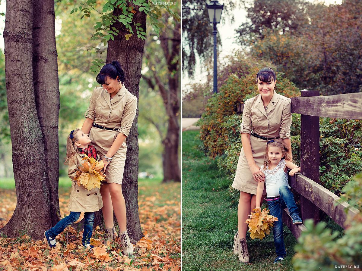 Осенняя фотосессия в коломенском. Фотограф Катрин Белоцерковская